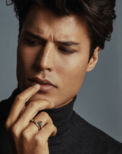 Elegance Nail Ring Homme