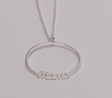 Mother Necklace - Silver