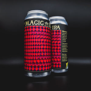 Magic on the Can, Magic in the Beer