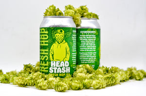 Head Stash Fresh Hop IPA Cans Hit The Shelves