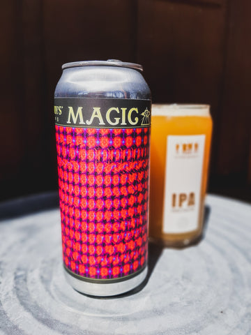 Everybody's Brewing Magic IPA