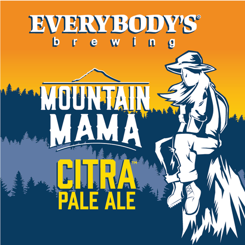 Mountain Mama Pale Ale