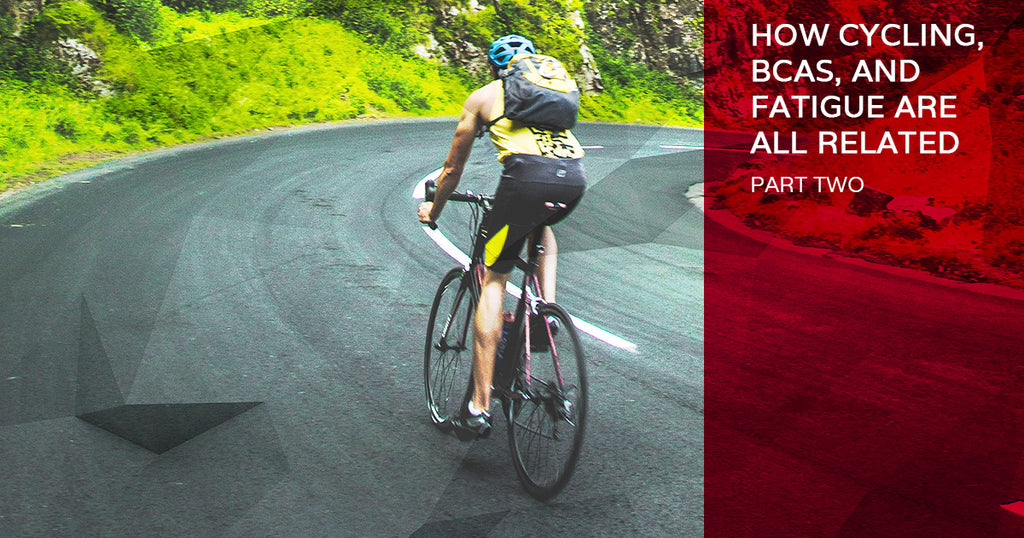 How Cycling, BCAAs, and Fatigue Are All Related (Part Two)
