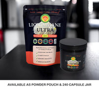 Organic Lion's Mane Ultra + Mushroom Extract Powder