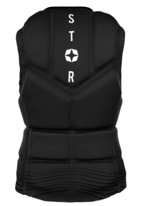 Star Impact Vest Fzip Wake Women