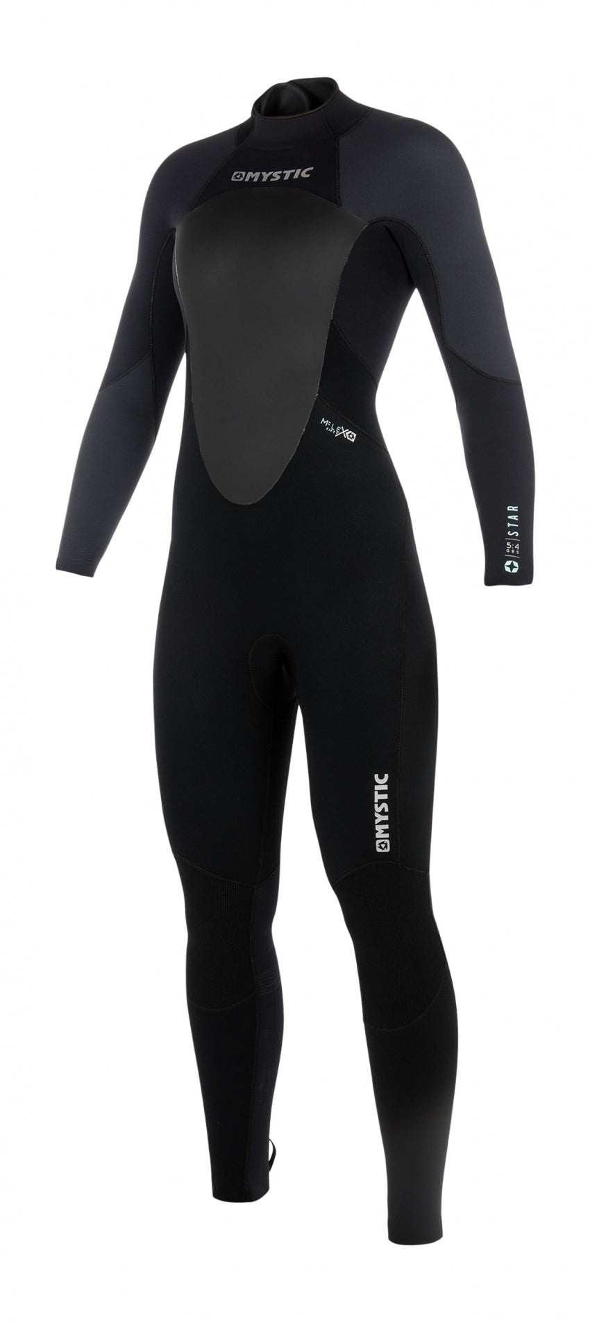 Star Fullsuit 5/4mm Bzip Women