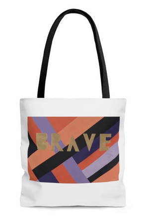 Brave Collection Tote Bag