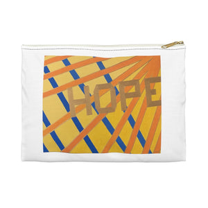 Hope Accessory Pouch - Tara Price Art