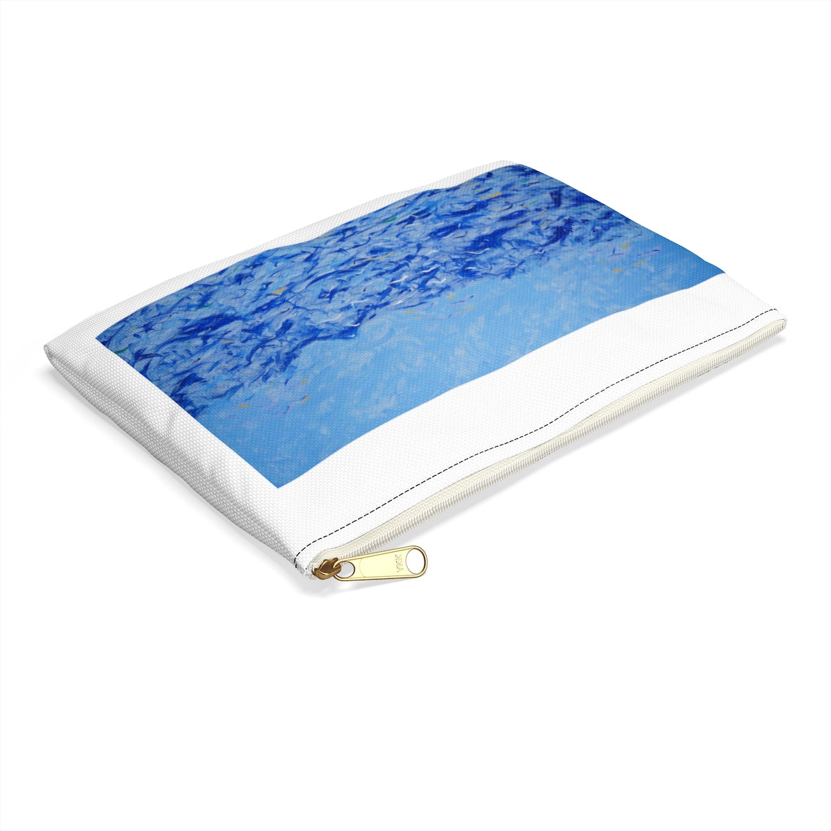 Ocean Accessory Pouch - Tara Price Art