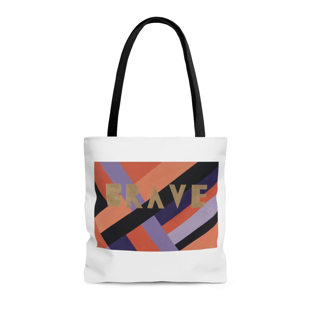 Brave Tote Bag - Tara Price Art