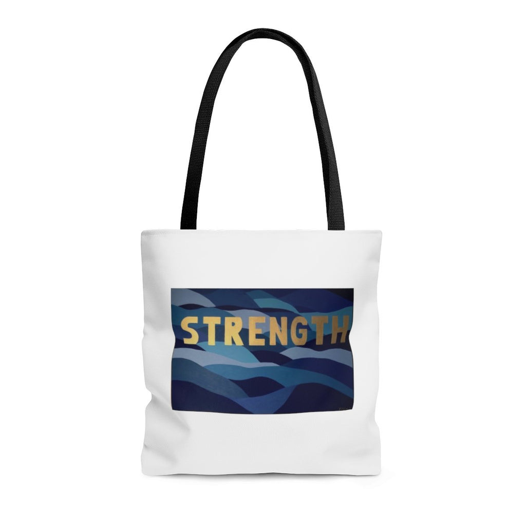 Strength Tote Bag - Tara Price Art