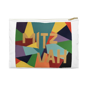 Mitzvah Accessory Pouch