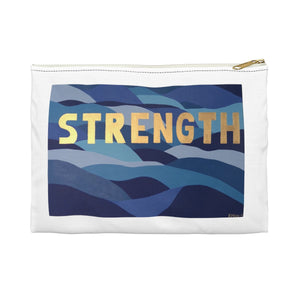 Strength Accessory Pouch - Tara Price Art