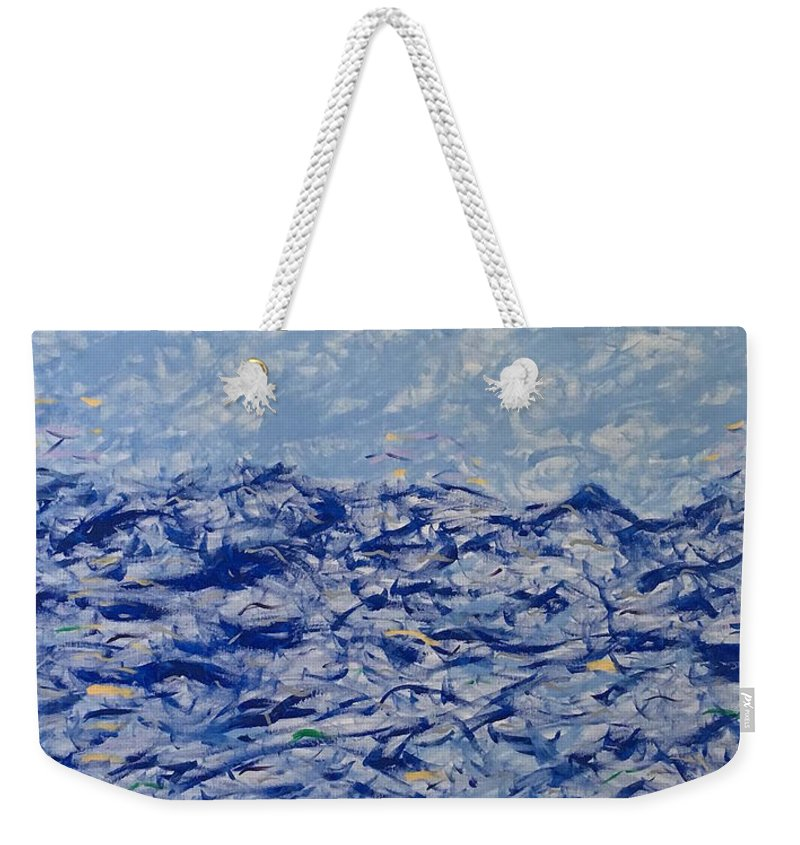 Ocean - Beach Tote Bag - Tara Price Art