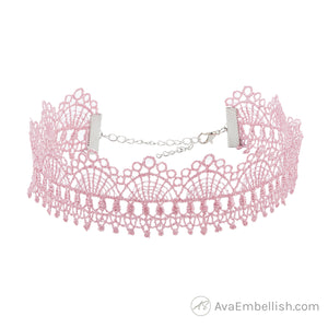 Romantic Rouge Choker