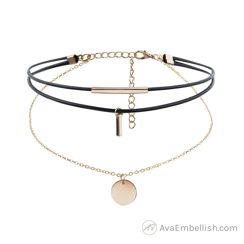 Truth Be Gold Choker