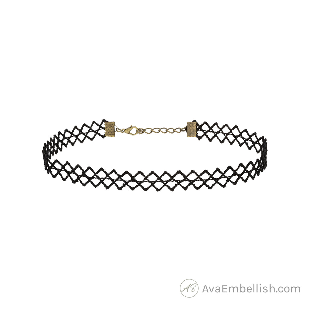Trellis Treasure Choker