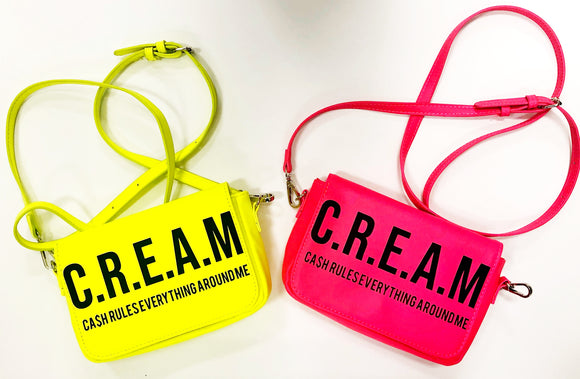 C.R.E.A.M Cross Body Bag