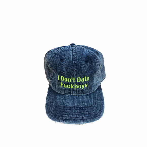 """Don't Date"" Dad Hat"