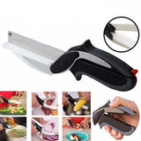 Clever Chopper™ 2-in-1 Knife