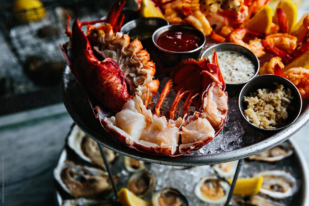 5 of the Best Places To Buy Seafood Online in America