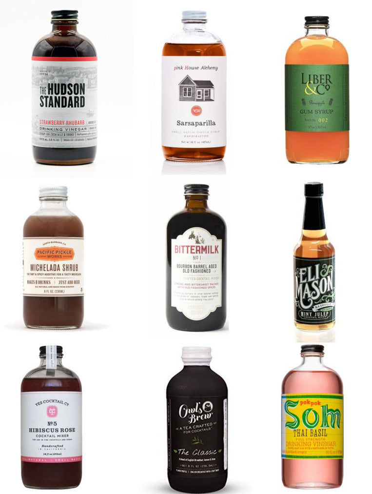16 Of America S Best Cocktail Mixers Mantry Inc