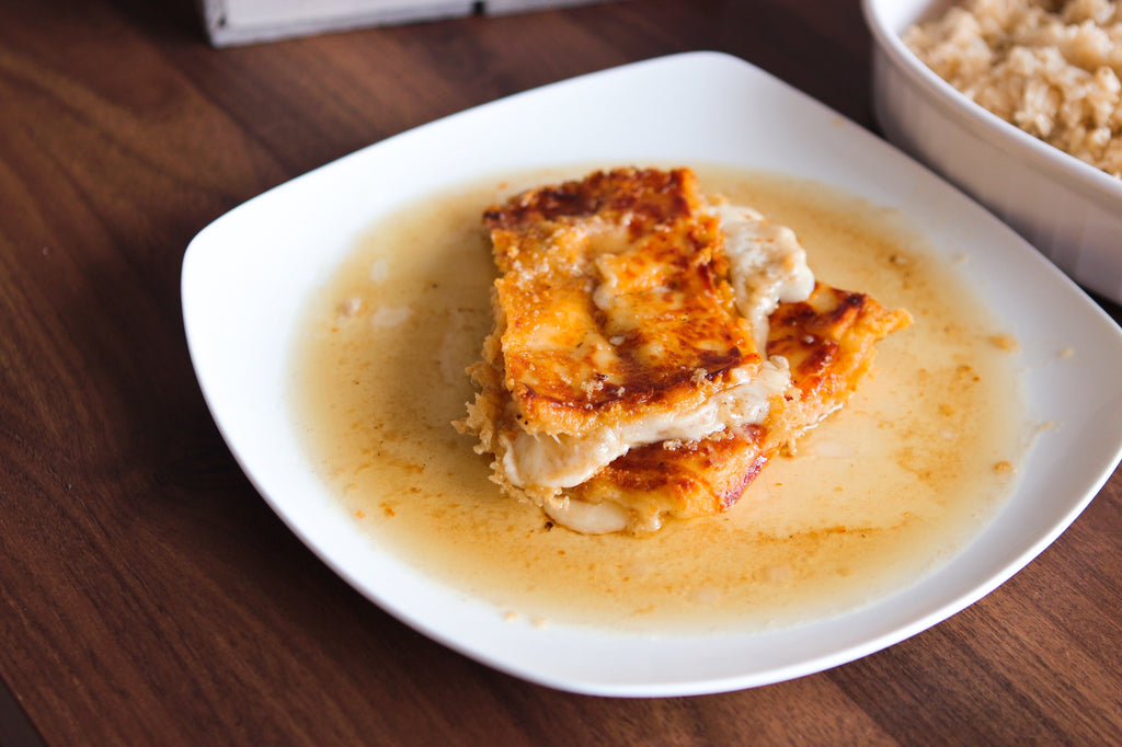 Greek Fried Cheese (Saganaki)