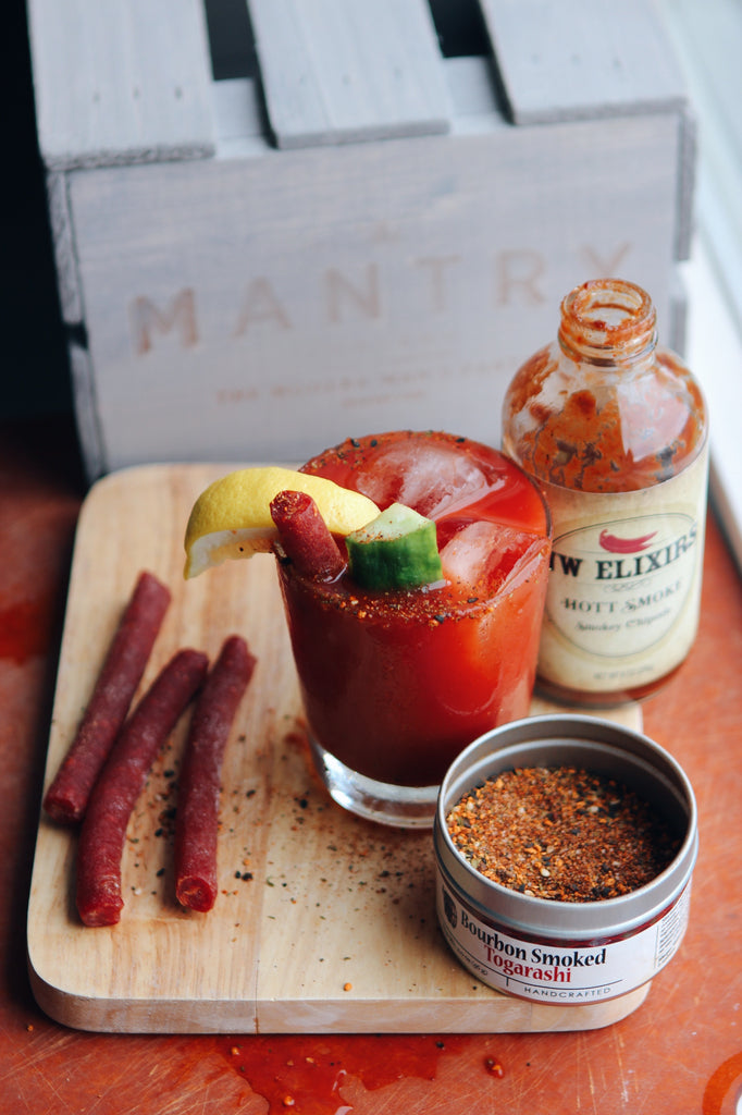 """BBQ"" Bloody Mary"