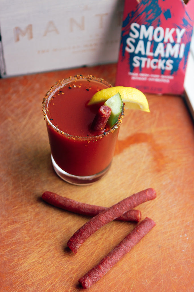 "The ""BBQ"" Bloody Mary"