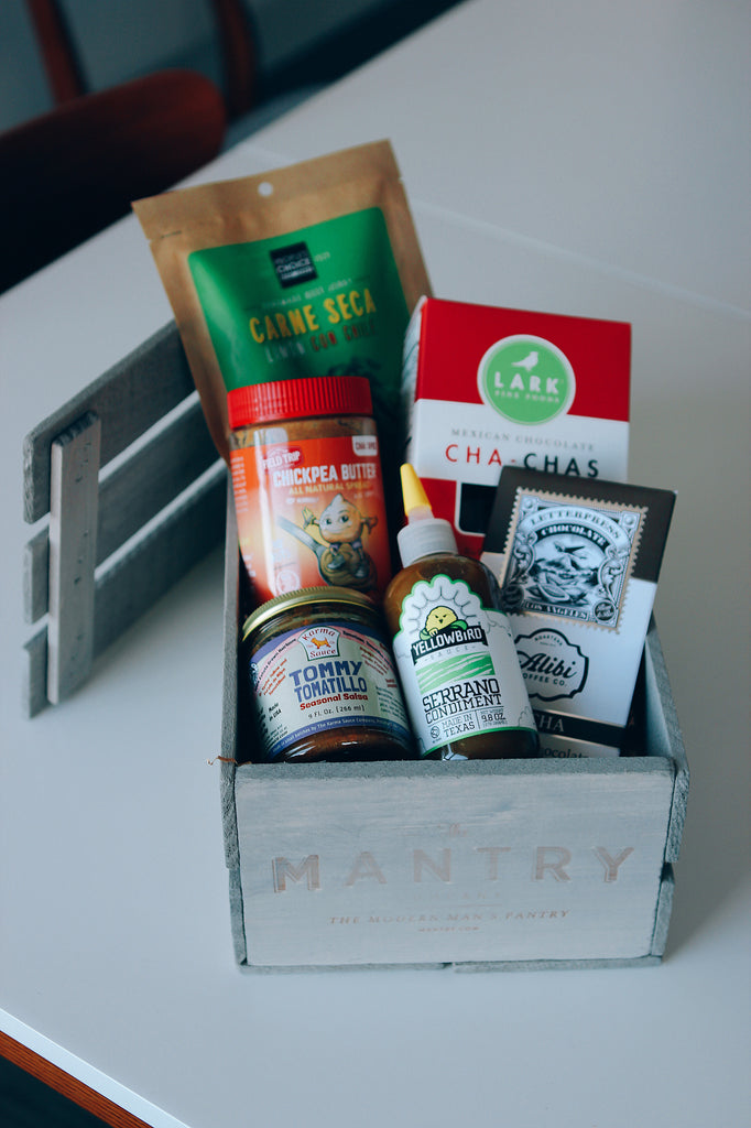 Mantry Crate