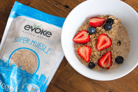 Super Muesli - Evoke Healthy Food
