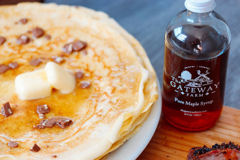 The Gateway Farm - Pure Vermont Maple Syrup