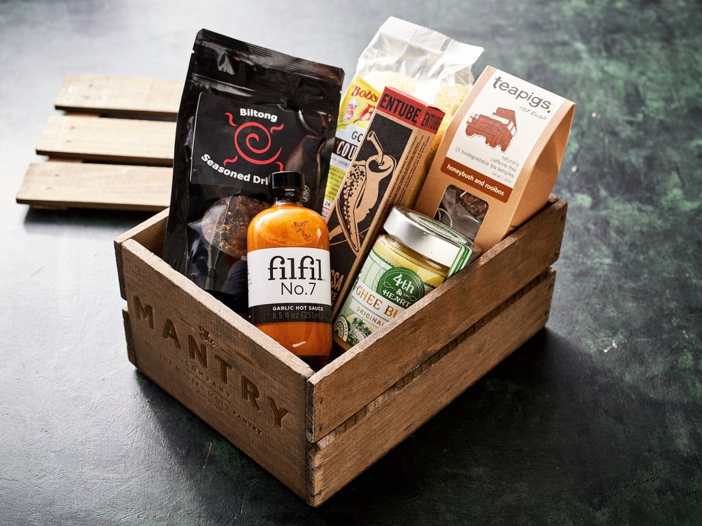 Mantry - The Best Men's Subscription Box For Hot Sauce, Jerky and Food