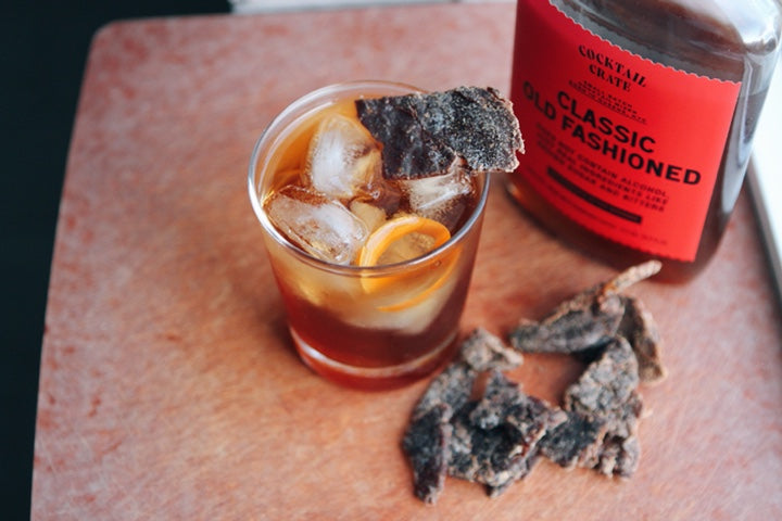 Jerky Old Fashioned