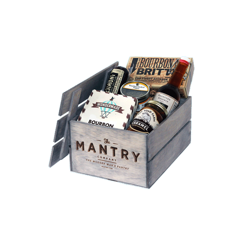 Mantry - Modern Man's Pantry