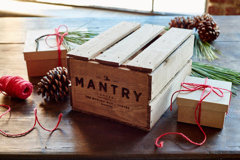 Mantry - Valentine's Day Gift