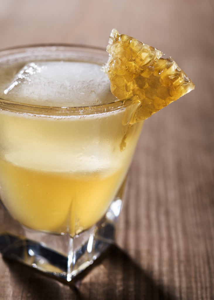 Mantry Gold Rush Cocktail Recipe