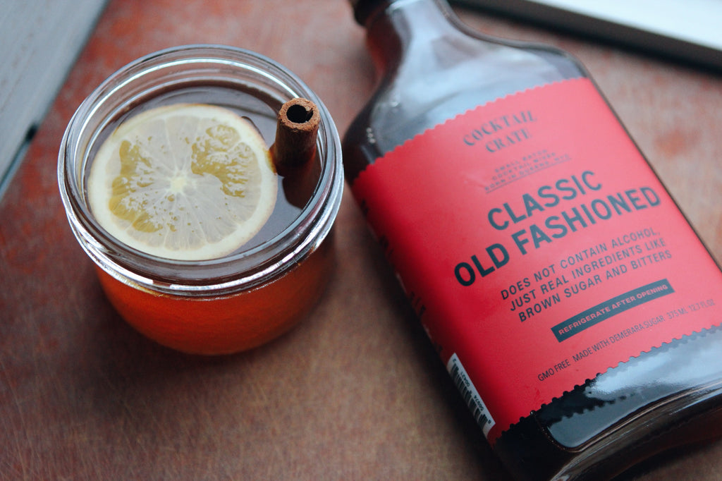 Old Fashioned Hot Toddy