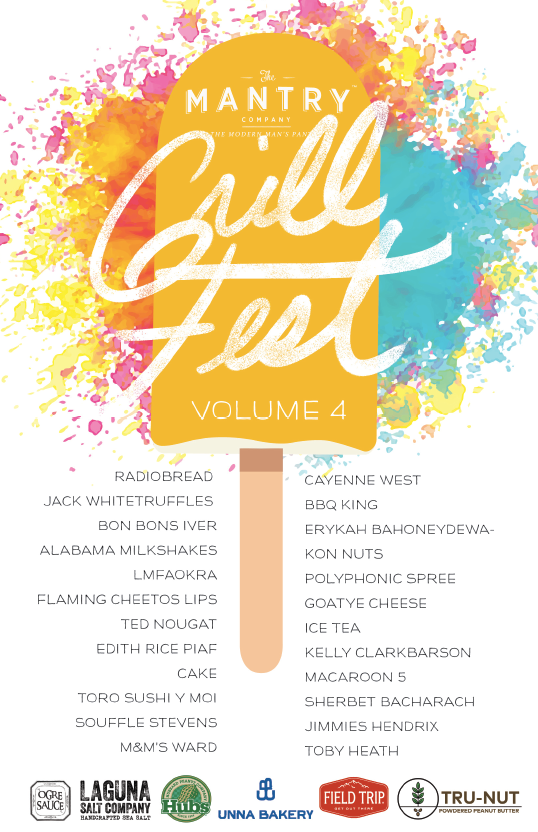 Mantry - Grillfest Vol. 4
