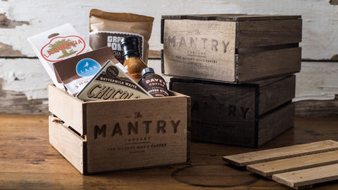 Mantry - Sign Him Up