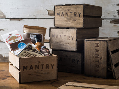 6 Mantry Boxes