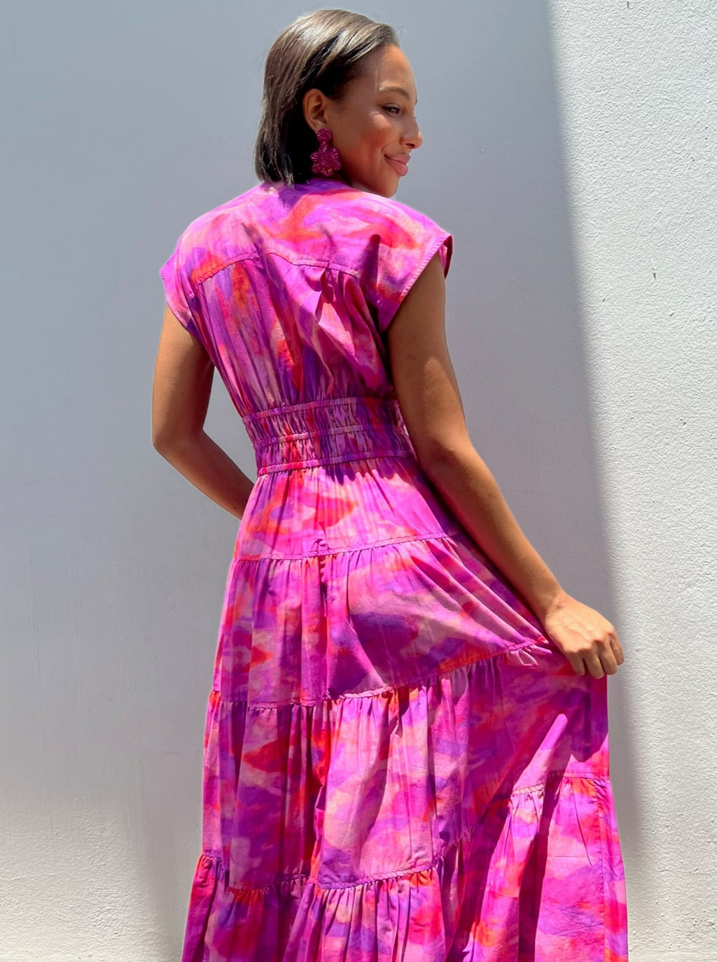 Puff Sleeve Jumpsuit