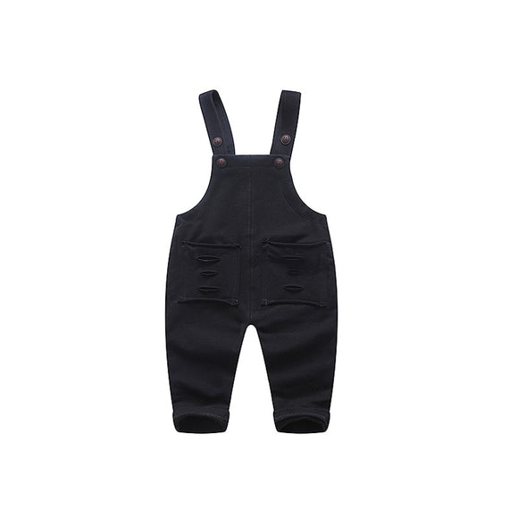 Kenny Distressed Overalls