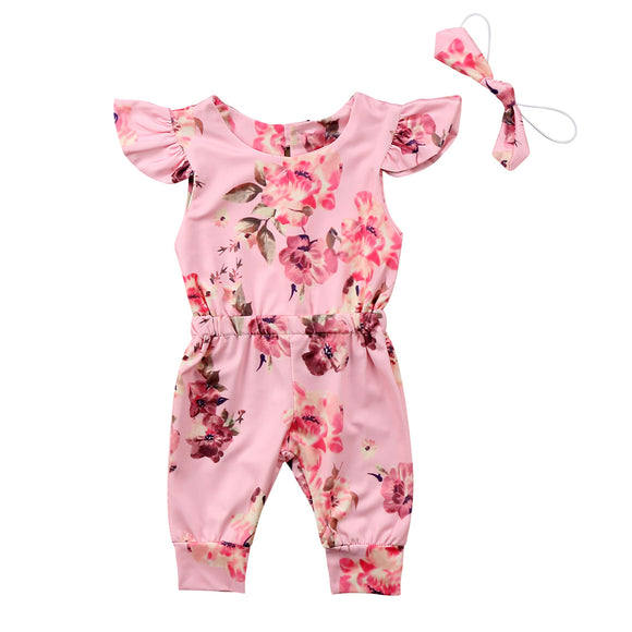 Lily Rose Romper