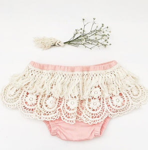 Ruffle Frilly Bloomers