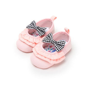 Sania Crib Shoes
