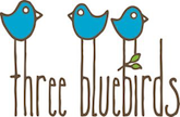 Three Bluebirds Wholesale