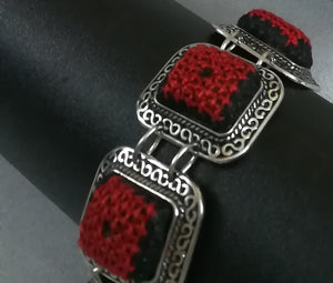 Embroidered accessories set - Falastini Brand