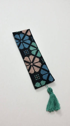 Embroidered bookmark - Falastini Brand