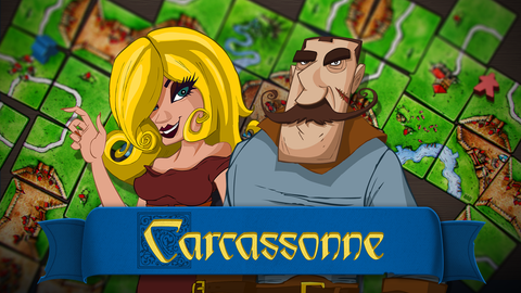 The Carcassonne Android App Now has Online Multiplayer